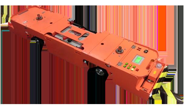双驱双向潜伏式AGV-02