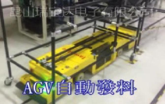 载具回流AGV