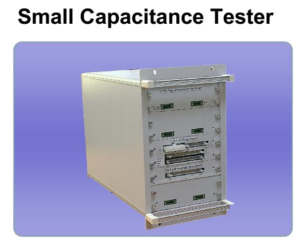 小电容测试机