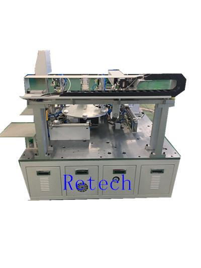 音膜音圈组装机